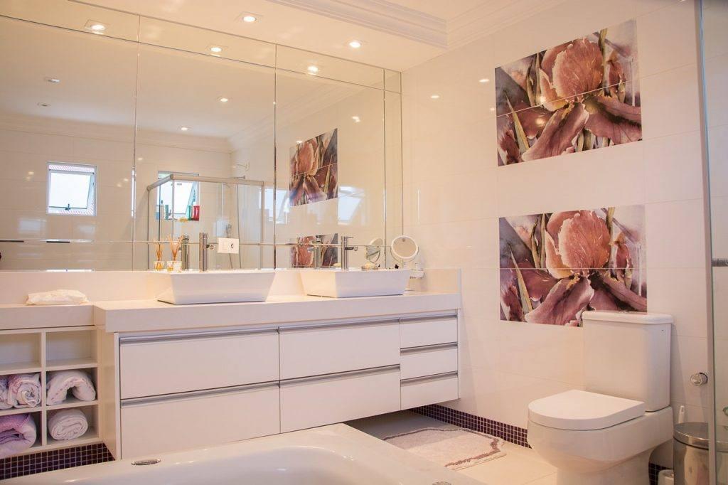 bathroom septic system